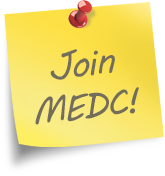 Join MEDC!